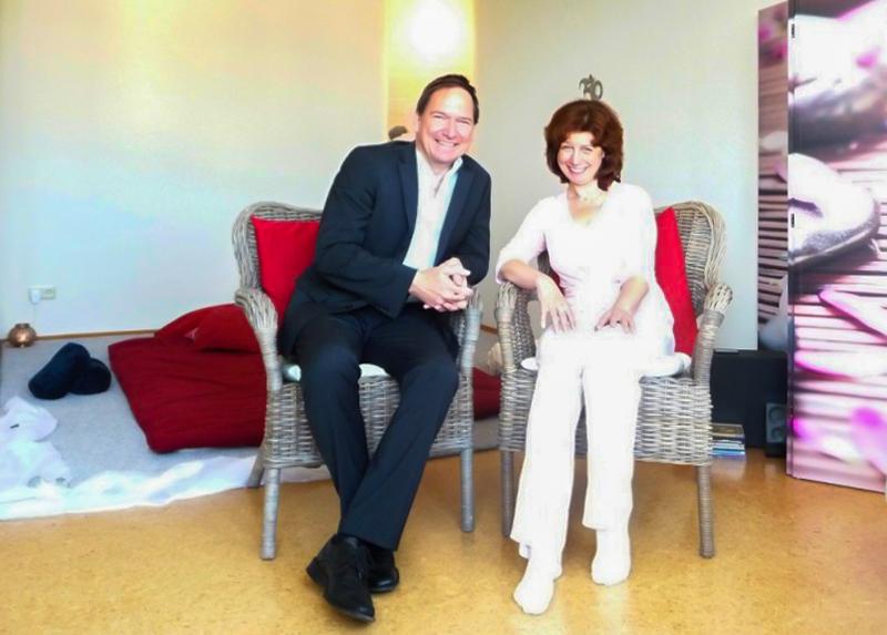 Besuch von Herrn Mickeleit (AFZ) im Mai 2012